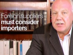 FSVP Video Series Part 2: What do Foreign Suppliers Need to Know?