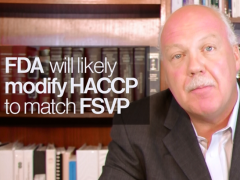 FSVP Video Series Part 3: Implications for Seafood and Juice HACCP
